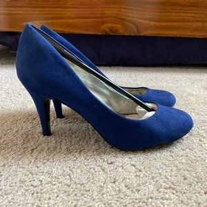 Style&Co Royal Blue Pumps